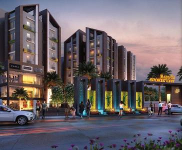 Gallery Cover Image of 796 Sq.ft 2 BHK Apartment for buy in Magnolia Sports City, Barrackpore for 2548700