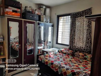Gallery Cover Image of 595 Sq.ft 1 BHK Apartment for buy in Makhmalabad for 1550000