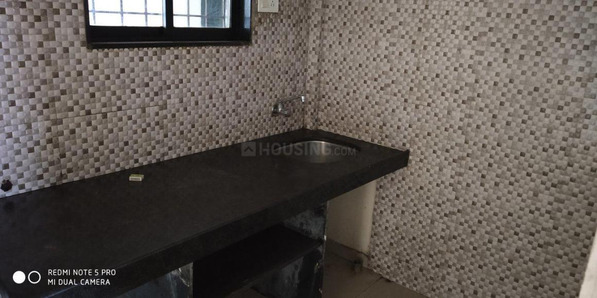 Kitchen Image of 550 Sq.ft 1 BHK Apartment for rent in Vikhroli East for 22000