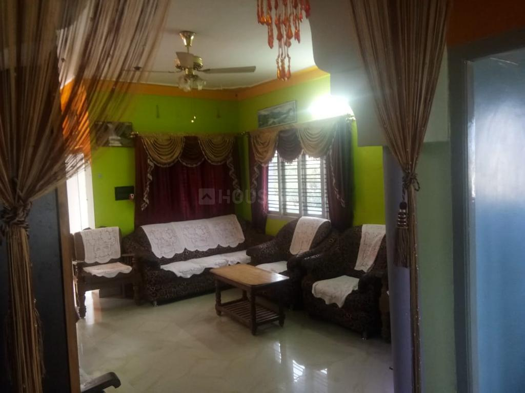 Living Room Image of 1500 Sq.ft 4 BHK Independent Floor for buy in Sahakara Nagar for 26000000