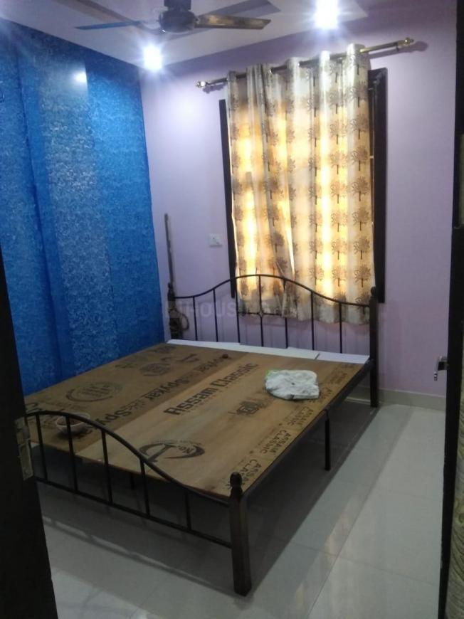 Bedroom Image of 250 Sq.ft 1 RK Independent Floor for rent in Uttam Nagar for 5000