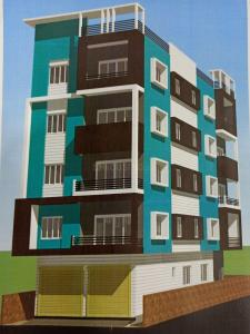 Gallery Cover Image of 950 Sq.ft 2 BHK Apartment for buy in South Dum Dum for 4370000