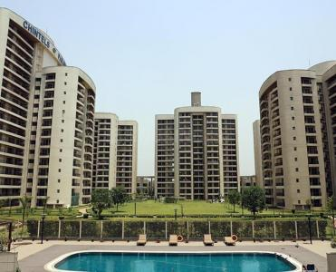 Gallery Cover Image of 1850 Sq.ft 3 BHK Apartment for buy in Chintels Paradiso, Sector 109 for 13000000