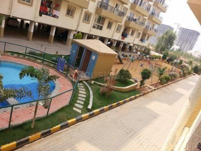 Gallery Cover Image of 1185 Sq.ft 2 BHK Apartment for rent in SLS Sunflower, Bhoganhalli for 26000