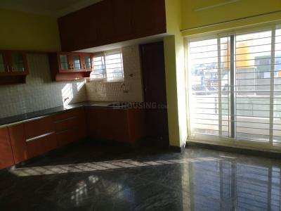 Gallery Cover Image of 1300 Sq.ft 3 BHK Independent Floor for rent in Byrathi for 14000