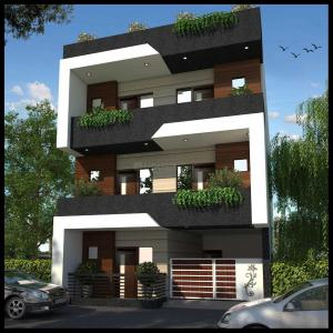 Gallery Cover Image of 450 Sq.ft 1 RK Apartment for buy in Sunrakh Bangar for 950000