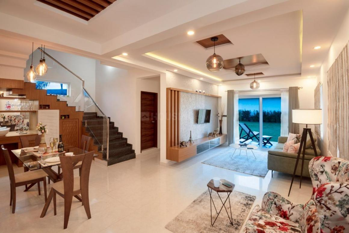 Living Room Image of 1200 Sq.ft 2 BHK Villa for buy in Madanahalli for 4694000