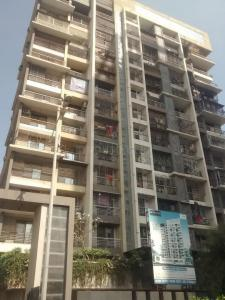Gallery Cover Image of 1185 Sq.ft 2 BHK Apartment for rent in Swastik Windsor Heights, Kharghar for 27000