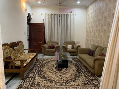 Gallery Cover Image of 2200 Sq.ft 3 BHK Independent House for rent in Bangla Bazar for 22000