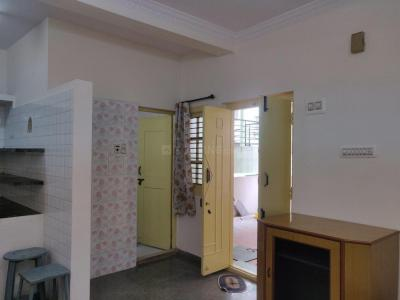 Gallery Cover Image of 500 Sq.ft 1 BHK Independent Floor for rent in Koramangala for 10000