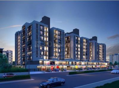 Gallery Cover Image of 1845 Sq.ft 3 BHK Apartment for buy in Maharaj Sarang Lakeview, Vaishno Devi Circle for 7000000