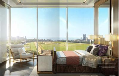 Gallery Cover Image of 2300 Sq.ft 3 BHK Apartment for buy in Piramal Mahalaxmi Central Tower 2, Lower Parel for 77000000