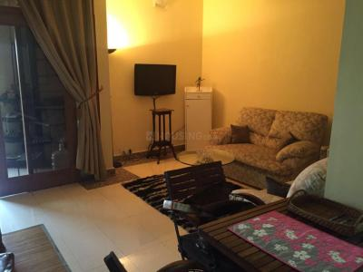 Gallery Cover Image of 1300 Sq.ft 1 BHK Independent Floor for rent in Defence Colony for 65000