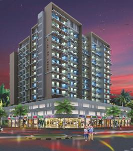 Gallery Cover Image of 880 Sq.ft 2 BHK Apartment for buy in Dronagiri for 6000000