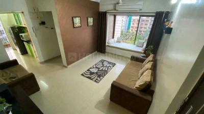 Gallery Cover Image of 625 Sq.ft 1 BHK Apartment for rent in Ecohomes Eco Nest, Andheri East for 32000