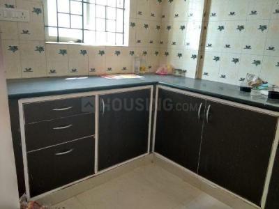 Gallery Cover Image of 600 Sq.ft 1 BHK Apartment for rent in Sri Shakthi Residency, Mahadevapura for 13250