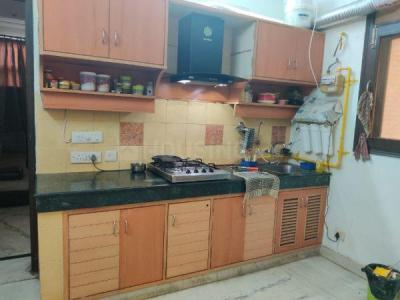 Kitchen Image of J N House in Sector 37