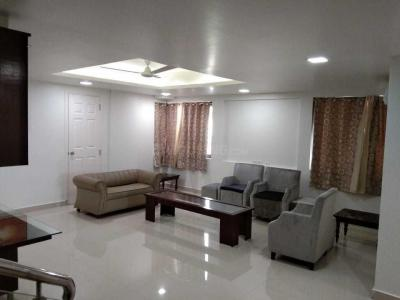 Gallery Cover Image of 3475 Sq.ft 4 BHK Apartment for rent in  Banjara Basera Apartment, Banjara Hills for 100000