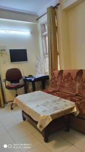 Gallery Cover Image of 600 Sq.ft 1 BHK Apartment for rent in Vasant Kunj for 21000