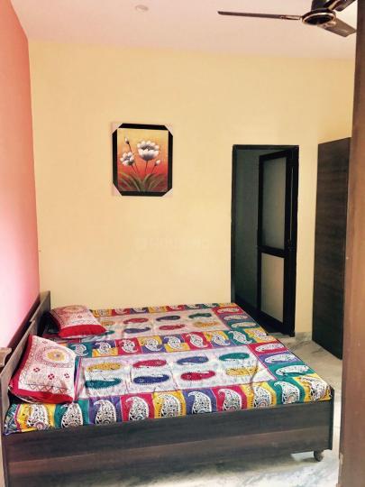 द सेफ हाउस गर्ल्स पीजी इन सेक्टर 42 के बेडरूम की तस्वीर