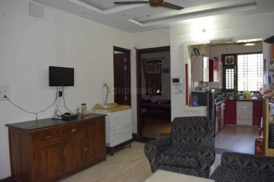 Living Room Image of Sai Sadan PG in Sector 16 Rohini