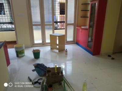 Gallery Cover Image of 910 Sq.ft 2 BHK Apartment for rent in Murugeshpalya for 15000