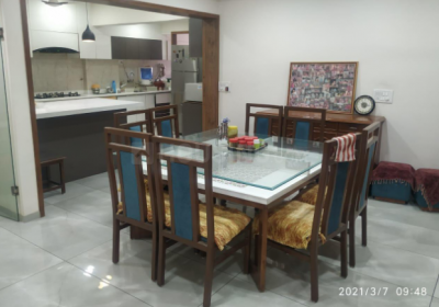 Gallery Cover Image of 2000 Sq.ft 3 BHK Apartment for rent in Dev Group India Preet, Bodakdev for 36000
