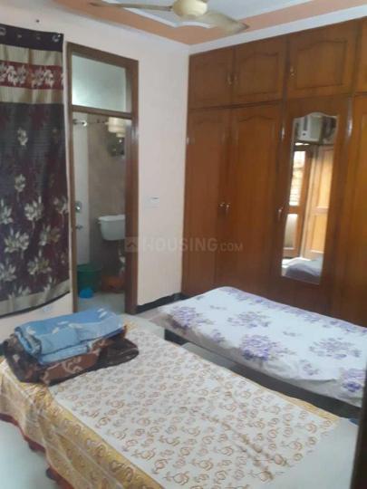 Bedroom Image of Leena PG in Hari Nagar Ashram