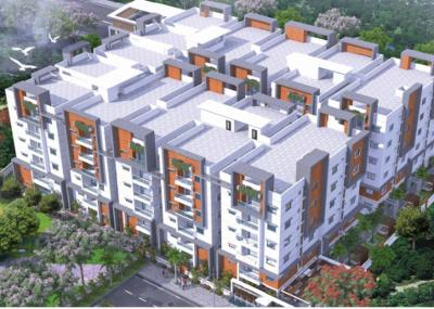 Gallery Cover Image of 1792 Sq.ft 3 BHK Apartment for buy in Puppalaguda for 10495600