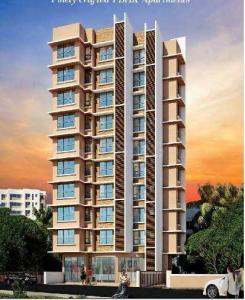 Gallery Cover Image of 365 Sq.ft 1 BHK Apartment for buy in Konark Shilptaru Residency, Dahisar East for 8200000