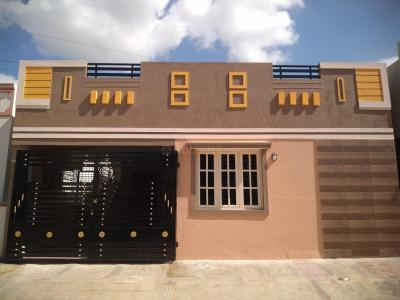 Gallery Cover Image of 1200 Sq.ft 2 BHK Independent House for buy in NRI Layout for 7800000