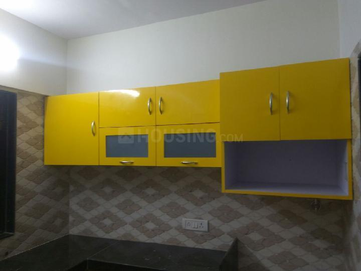 Kitchen Image of 600 Sq.ft 1 RK Apartment for rent in Kandivali East for 22000