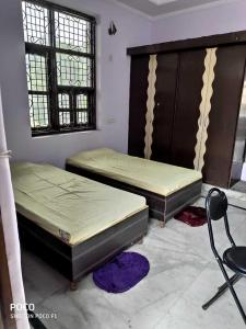 Bedroom Image of Krishna PG in Bindapur