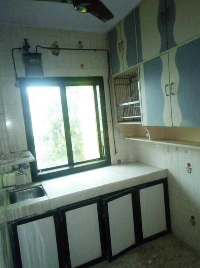 Kitchen Image of 565 Sq.ft 1 BHK Apartment for rent in Goregaon East for 28000