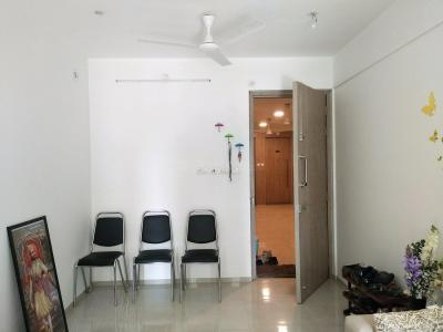 Gallery Cover Image of 575 Sq.ft 1 BHK Apartment for rent in Andheri East for 38000