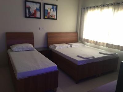 Bedroom Image of PG For Girls In South Delhi in Garhi