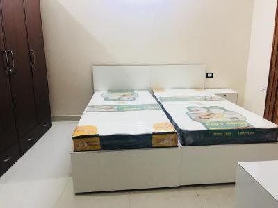 Bedroom Image of PG in Sushant Lok I