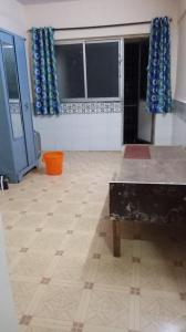 Gallery Cover Image of 351 Sq.ft 1 RK Apartment for rent in Bhakti Anugan, Kopar Khairane for 11000