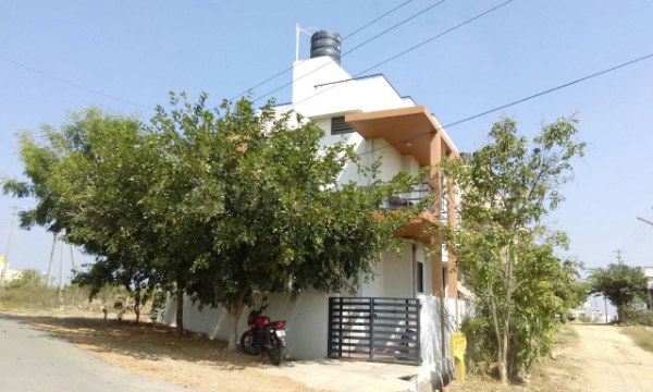 Building Image of 1450 Sq.ft 4 BHK Independent House for buy in Metagalli for 7000000