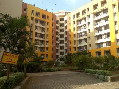 Gallery Cover Image of 620 Sq.ft 1 BHK Apartment for buy in Thane West for 6000000