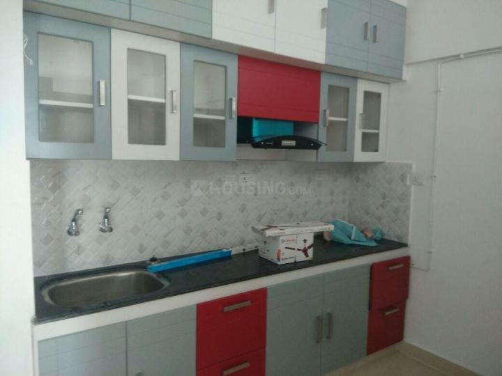 Kitchen Image of Sharing Pg/paying Guest In Wagle Estate Thane Ynh in Thane West