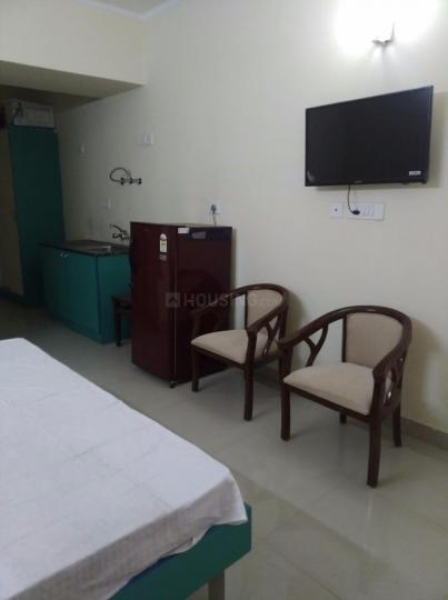 Hall Image of 450 Sq.ft 1 RK Apartment for rent in  Panchtatva Phase 1, Noida Extension for 9500