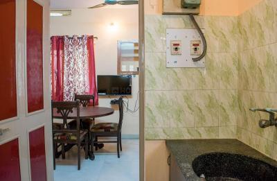 Kitchen Image of Geetha Nest in Banaswadi