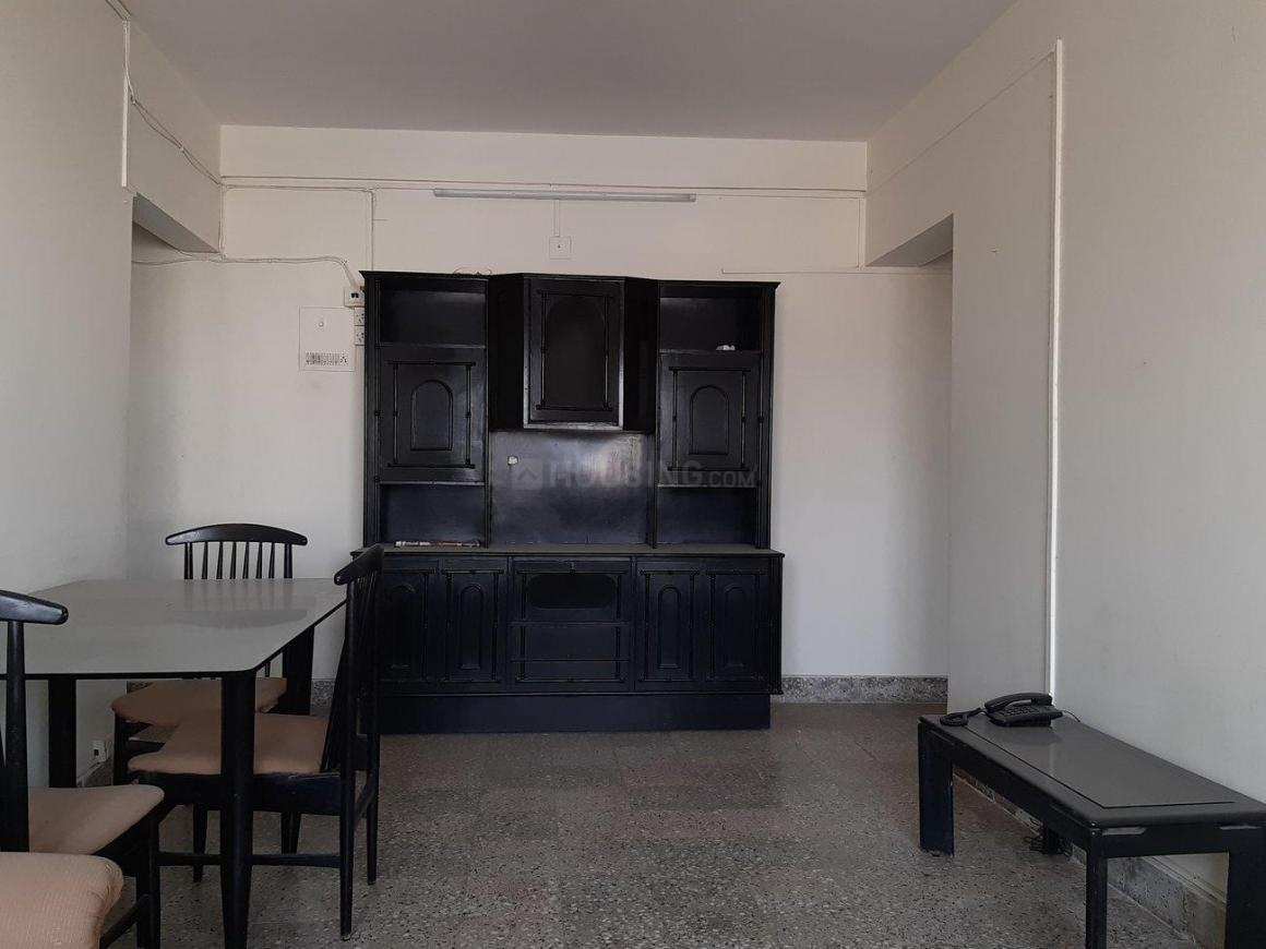 Living Room Image of 700 Sq.ft 1 BHK Apartment for rent in Worli for 60000