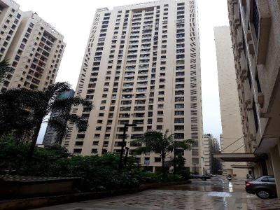 Gallery Cover Image of 1018 Sq.ft 2 BHK Apartment for rent in Thane West for 27000