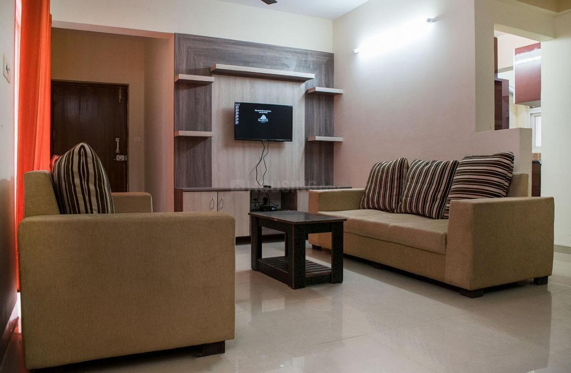 Living Room Image of PG 4643514 Muneshwara Nagar in Muneshwara Nagar