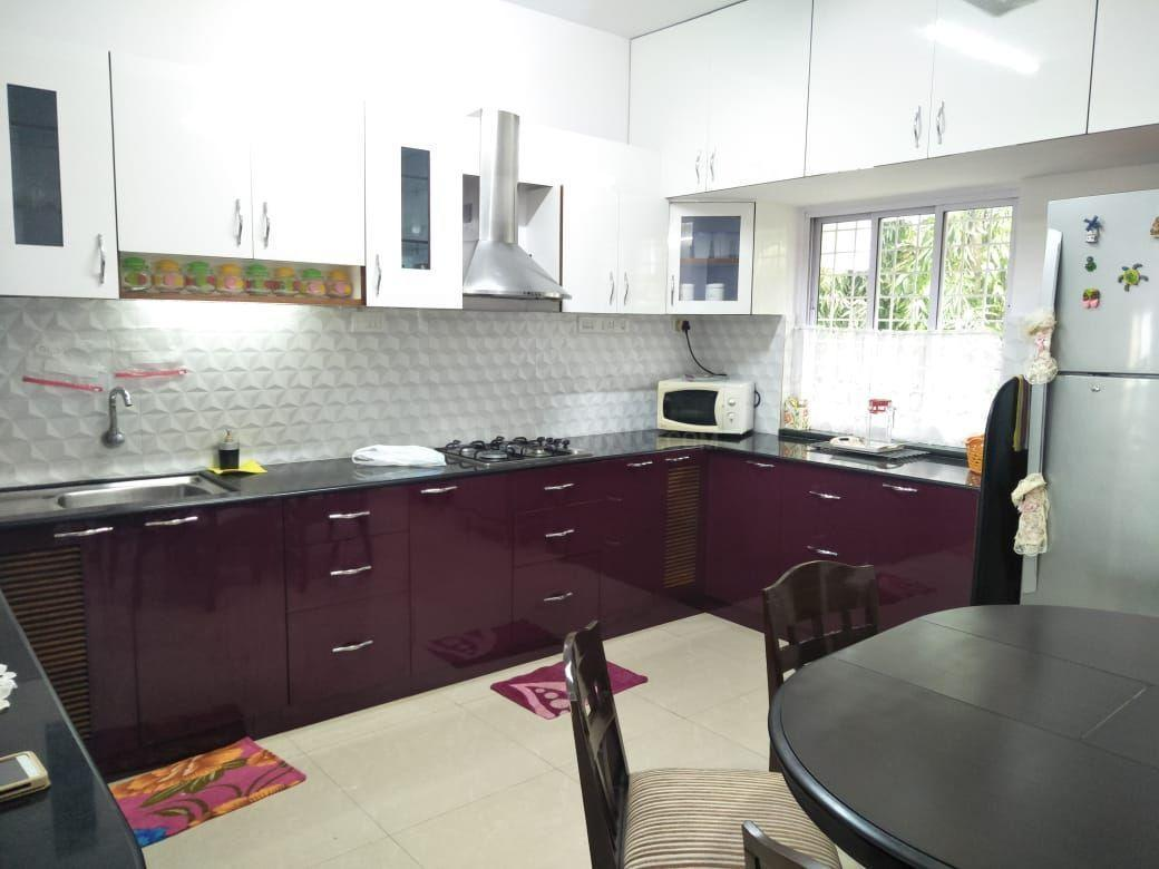 Kitchen Image of 1350 Sq.ft 3 BHK Apartment for buy in Adityapur for 3800000