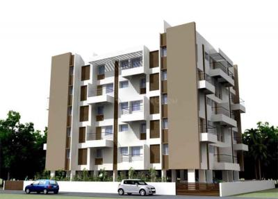 Gallery Cover Image of 595 Sq.ft 1 BHK Apartment for buy in Siddharth Sindhu Residency, Yewalewadi for 2700000