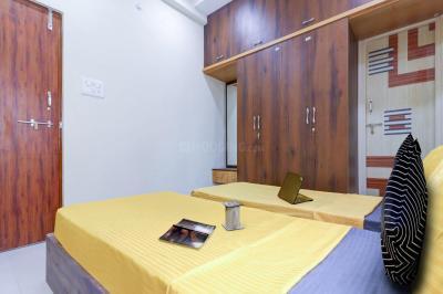 Bedroom Image of Oyo Life Ol_hyd1416 in Gachibowli