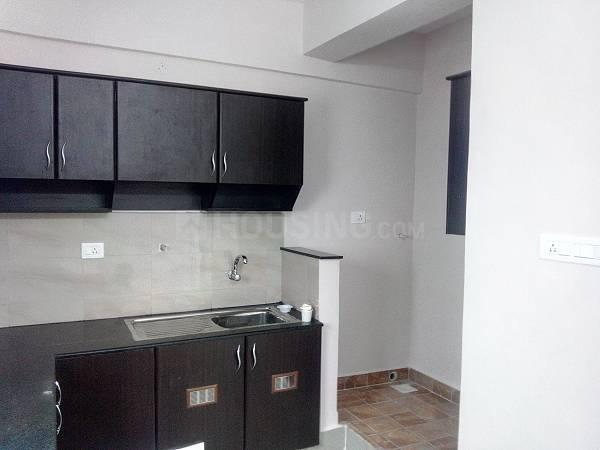Kitchen Image of 1370 Sq.ft 3 BHK Apartment for rent in Urapakkam for 18000